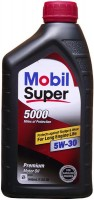 Моторное масло MOBIL Super 5000 5W-30 1л