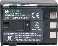 Фото - Аккумулятор для камеры Power Plant Canon NB-2L12