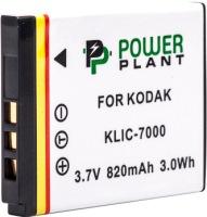 Фото - Аккумулятор для камеры Power Plant Kodak KLIC-7000