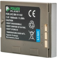 Фото - Аккумулятор для камеры Power Plant JVC BN-V114U