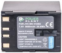 Фото - Аккумулятор для камеры Power Plant JVC BN-V428