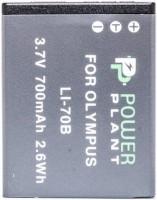 Фото - Аккумулятор для камеры Power Plant Olympus LI-70B