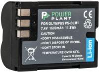 Фото - Аккумулятор для камеры Power Plant Olympus PS-BLM1