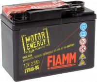 Фото - Автоаккумулятор FIAMM Motor Energy AGM (7904482)