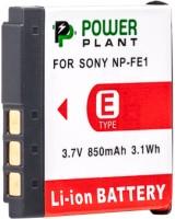 Фото - Аккумулятор для камеры Power Plant Sony NP-FE1