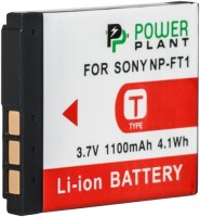 Аккумулятор для камеры Power Plant Sony NP-FT1