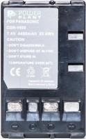 Фото - Аккумулятор для камеры Power Plant Panasonic CGR-V620
