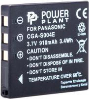 Фото - Аккумулятор для камеры Power Plant Panasonic CGA-S004E