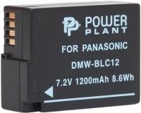 Фото - Аккумулятор для камеры Power Plant Panasonic DMW-BLC12
