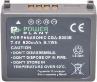 Фото - Аккумулятор для камеры Power Plant Panasonic CGA-S303