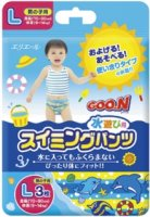 Подгузники Goo.N Swim Boy L / 3 pcs