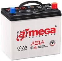 Фото - Автоаккумулятор A-Mega Asia (6CT-60R)