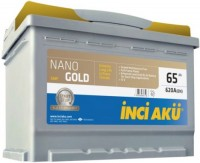 Фото - Автоаккумулятор INCI AKU NanoGold Start-Stop ELA (L3 072 068 013)