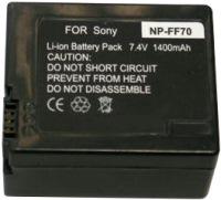 Фото - Аккумулятор для камеры Power Plant Sony NP-FF70