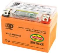 Фото - Автоаккумулятор Outdo Super MF iGEL (YTX4L-BSI(iGEL))