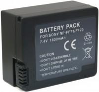 Аккумулятор для камеры Extra Digital Sony NP-FF70