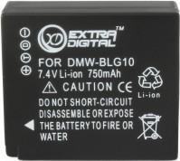 Фото - Аккумулятор для камеры Extra Digital Panasonic DMW-BLG10