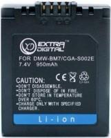 Фото - Аккумулятор для камеры Extra Digital Panasonic CGA-S002
