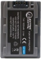 Аккумулятор для камеры Extra Digital Sony NP-FP50