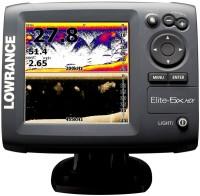 Фото - Эхолот (картплоттер) Lowrance Elite-5x HDI