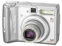 Фото - Фотоаппарат Canon PowerShot A540