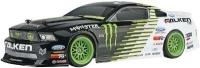 Радиоуправляемая машина HPI Racing E10 2011 Falken Monster Mustang 4WD 1:10