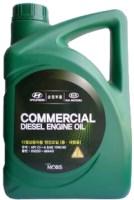Моторное масло Hyundai Commercial Diesel 10W-40 4л