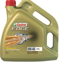 Моторное масло Castrol Edge Titanium FST 0W-40 A3/B4 4л