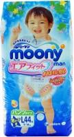Подгузники Moony Pants Boy L / 44 pcs