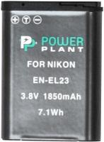 Фото - Аккумулятор для камеры Power Plant Nikon EN-EL23