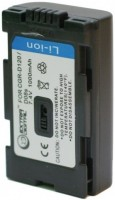 Фото - Аккумулятор для камеры Extra Digital Panasonic CGR-D120