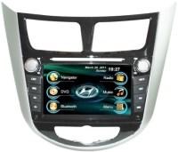 Фото - Автомагнитола RoadRover Hyundai Accent 2011