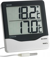 Фото - Термометр / барометр TFA 301011