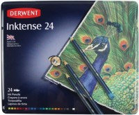 Фото - Карандаши Derwent Inktense Set of 24