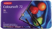 Фото - Карандаши Derwent Coloursoft Set of 72