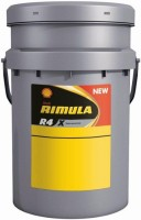 Моторное масло Shell Rimula R4 X 15W-40 20 л
