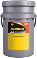 Моторное масло Shell Rimula R4 X 15W-40 20L