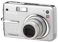 Фото - Фотоаппарат Pentax Optio A20