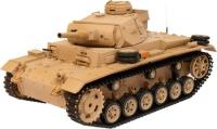 Фото - Танк на радиоуправлении Heng Long PzKpfw III Ausf. H 1:16
