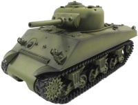 Фото - Танк на радиоуправлении Heng Long M4A3 Sherman 1:16
