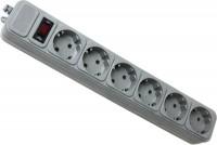 Сетевой фильтр / удлинитель Gembird SPG6-B-10PP 3м