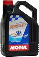 Моторное масло Motul Powerjet 2T 4L