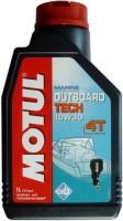 Моторное масло Motul Outboard Tech 4T 10W-30 1L