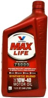 Моторное масло Valvoline MaxLife 10W-40 1L