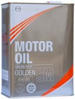 Моторное масло Mazda Golden 5W-30 SM 4L 4л