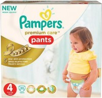 Подгузники Pampers Premium Care Pants 4 / 22 pcs