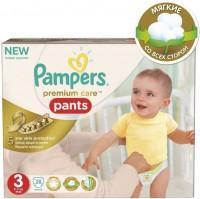 Подгузники Pampers Premium Care Pants 3 / 28 pcs