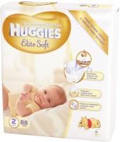 Подгузники Huggies Elite Soft 2 / 88 pcs