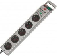 Сетевой фильтр / удлинитель Brennenstuhl 1153340315 2.5м  серебристый