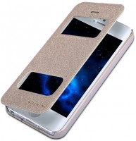 Фото - Чехол Nillkin Sparkle Leather for iPhone 5/5S